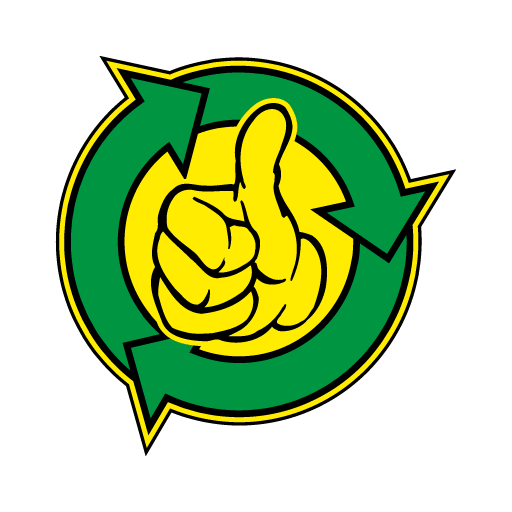 Grofvuil Pick-up Service - Duimpje omhoog
