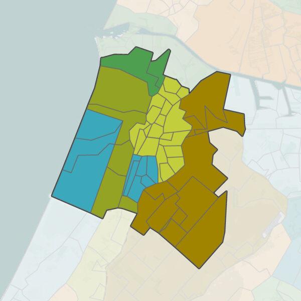 Kennemerland-Zuid - Route